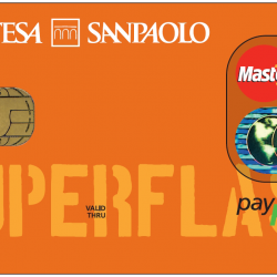 La carta Superflash del Banco di Napoli