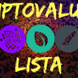 Criptovalute: elenco di tutte quelle esistenti