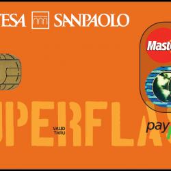 La carta Superflash del Banco di Napoli